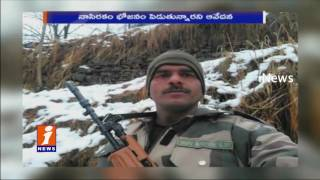 Viral Video | BSF Jawan Tej Bahadur Yadav Expose Reality of Soldiers Pain | Appeal To PM | iNews
