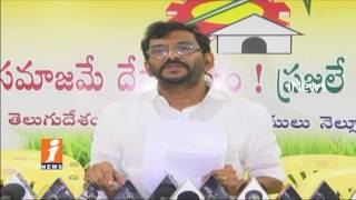 Minister Somireddy Chandramohan Reddy Reacts Opposition Comments Over Social Media Issues | iNews