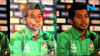 Bangladesh wicketkeeper Mushfiqur gets trolled for expressing happiness over India's T20 loss - News Video