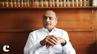 Why CJI shouldn't be part of the bench hearing corruption allegation - Prashant Bhushan