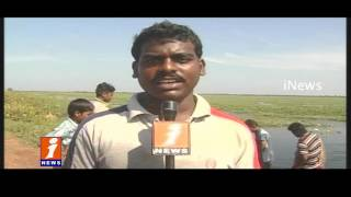 Kolleru Lake Highly Polluted | Fishermen Troubling with Lake Of Fishes | iNews