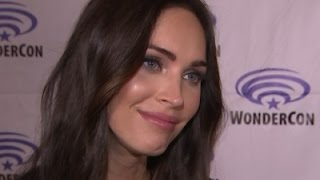 Megan Fox- 'TMNT2' Is Finer, Funnier Than First News Video