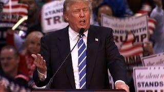 Trump Calls Sanders A Maniac Following Debate