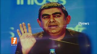 Vishal Sikka resigns As CEO And MD Of  Infosys | iNews