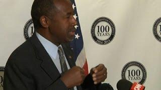 Carson Calls for an End to 'Gotcha' Debates