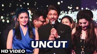 UNCUT - Shahrukh Khan & Alia Bhatt At Archana Kochhar Show For Pediatric Care In Mumbai