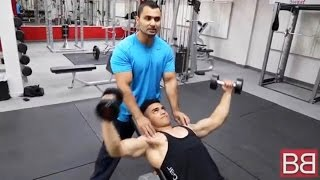 BBRT #28- CHEST ROUTINE to target LOWER / UPPER CHEST! (Hindi / Punjabi)