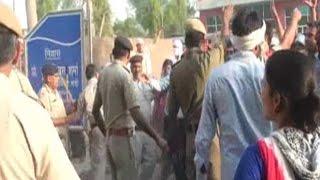 जेबीटी टीचर्स पर पुलिस ने भांजी लाठियां, 10 अध्यापक घायल