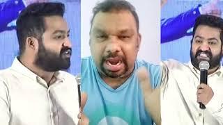 ఎన్టీఆర్ కు దిమ్మతిరిగే రిప్లై ఇచ్చినా మహేష్ కత్తి - Mahesh Kathi React On Jr NTR Speech