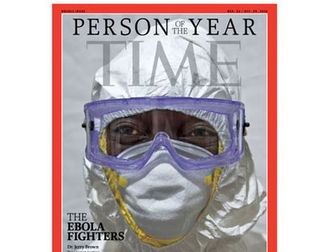 Ebola Fighters Named Time Person of the Year News Video