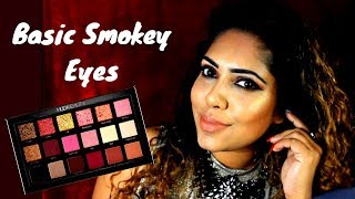 Basic Smokey Eyes (SINHALA)
