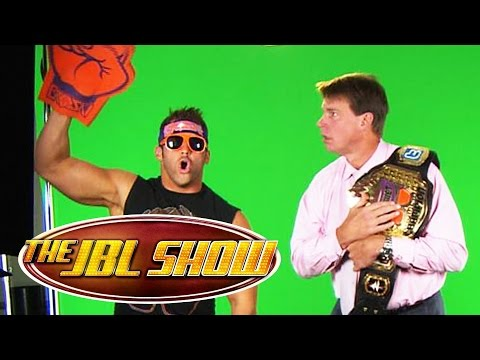 Episode 100 - The JBL (not Cole) Show- Ep.#100 - WWE Wrestling Video