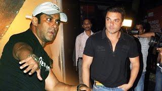 Salman Khan WARNS Sohail Khan To Stay Away From Controversies