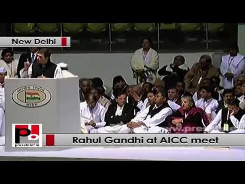 Rahul Gandhi- Nobody is in mood to accept less than the full and complete right