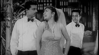 Kisika Dil Lena Ho Ya Kisiko Dil Dena Ho || Dilli Ka Thug(1958) || Asha Bhonsle || {Old Is Gold}