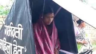 Bike ambulance helps saves lives of pregnant women in Chhattisgarh