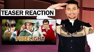Tubelight Teaser Reaction | Salman Khan, Sohail Khan, Zhu Zhu