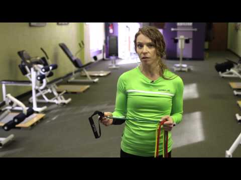How Much Weight Is a Green Resistance Band? - LS - Strengthening & Stretching