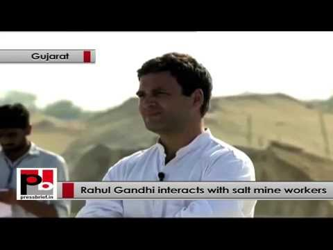Rahul Gandhi- Empowerment is necessary for every citizen