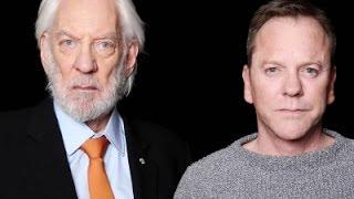 Sutherland's Bliss Over 'Forsaken' News Video
