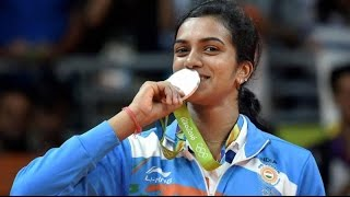 I feel as if I am on cloud nine- P V Sindhu after winning silver for India