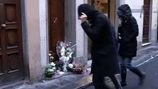 Father Mourns US Woman Killed in Italy