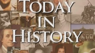 Today in History for October 11th Video