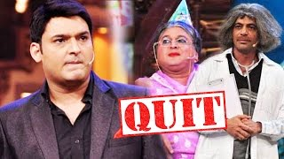 After Sunil Grover, Ali Asgar Too QUITS The Show - Kapil Sharma V/s Sunil Grover FIGHT