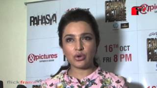 Tisca Chopra at Rahasya Movie Promotion