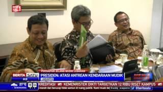 Jokowi Minta Gerbang Tol Gunakan Sistem Sensor