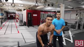 BBRT #25- Complete GYM ROUTINE for LATERAL SHOULDER head! (Hindi / Punjabi)