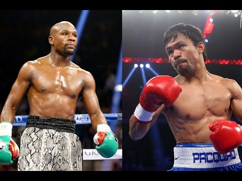 Floyd Mayweather beats Manny Pacquiao News Video