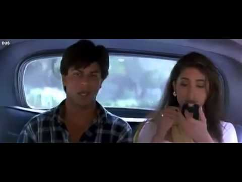Shahrukh Khan and Juhi Chawla comedy - Duplicate - Bollywood Movie Comedy Scene