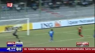 Pusamania Borneo FC Resmi Pinjam Boaz Solossa