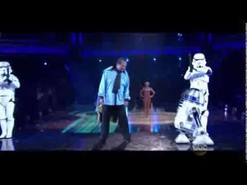 Dancing With the Stars (Season 18)- Week 1 (Billy Dee Williams & Emma Slater | Cha-cha-cha)
