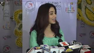 Tamannaah Bhatia At Inaugurate Fundraiser Event For Cancer Suffering Kids