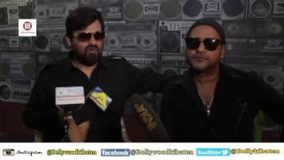 Sajid Wajid Visit On The Set Of Sa Re Ga Ma Pa Little Champ