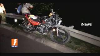 2 lost life and one Injured in Road Accident on Nandigama Highway | iNews
