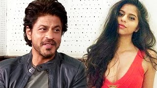 Shahrukh Khan OPENS On Daughter Suhana's Bollywood Debut