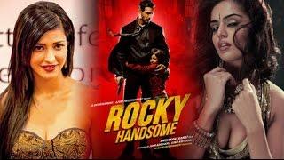 Rocky Handsome official trailer   John abraham   shruti hassan #Vscoop