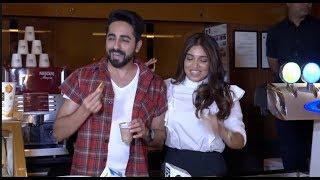 Ayushmann & Bhumi get comparison with SRK-Kajol's jodi