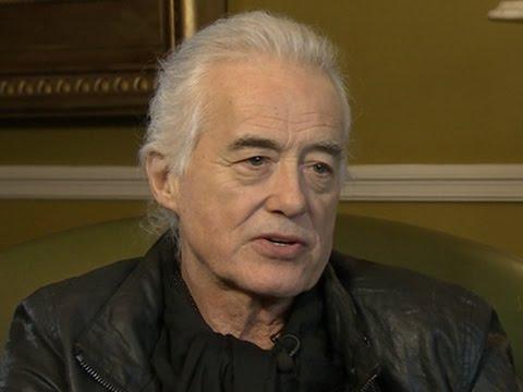 Jimmy Page's Guitar Masterclass News Video