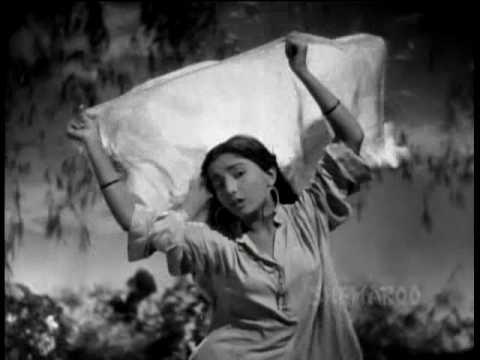 Hawa Mein Udta Jaaye Mera Laal - Barsaat - Nimmi - Bollywood Evergreen Songs - Lata Mangeshkar Hits Superhit Song
