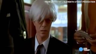David Bowie's top five movie roles