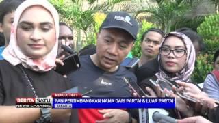 PAN Kantongi Sejumlah Nama Bakal Calon Gubernur DKI