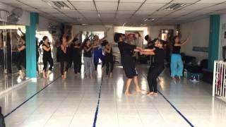 Rangilo Maro Dholna Part 2 (Devesh Mirchandani) in Cali, Colombia (Rehearsal)