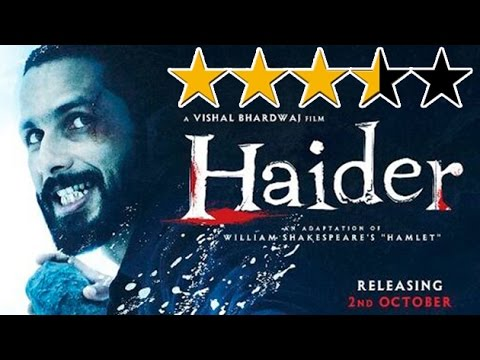 Haider' Movie REVIEW By Bharathi Pradhan