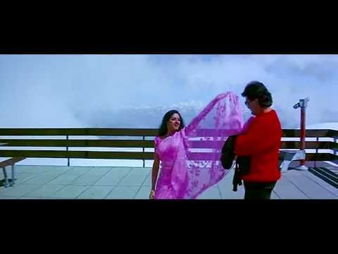 Tere Mere Hoton  - Chandni (HD 720p) - Bollywood Popular Song