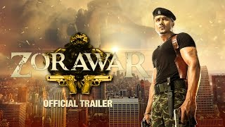 YO YO HONEY SINGH In & As ZORAWAR | OFFICIAL TRAILER