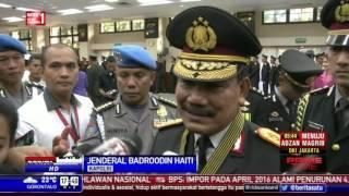 Panglima TNI Terima Penghargaan Bintang Bhayangkara Utama